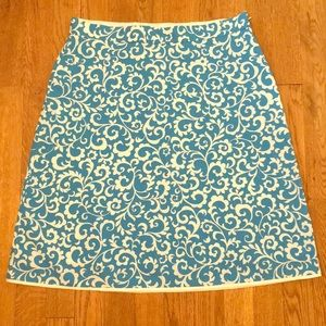 Brooks Brothers A-line skirt Size 6 BNWT